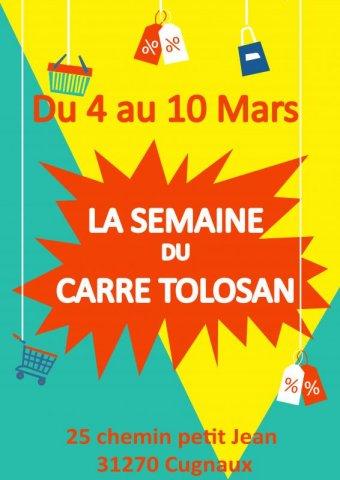 La semaine du carré Tolosan