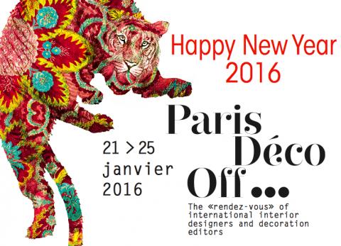 Paris déco Off 2016
