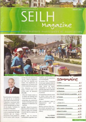 Article Seilh Magazine