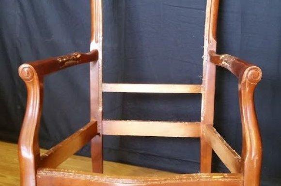 Paire de fauteuils Voltaire à Toulouse