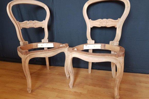 Paire de chaises à Toulouse