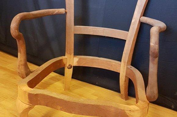 Paire de fauteuils à Toulouse