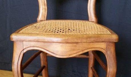 Lot de 4 Chaise cannées à Toulouse