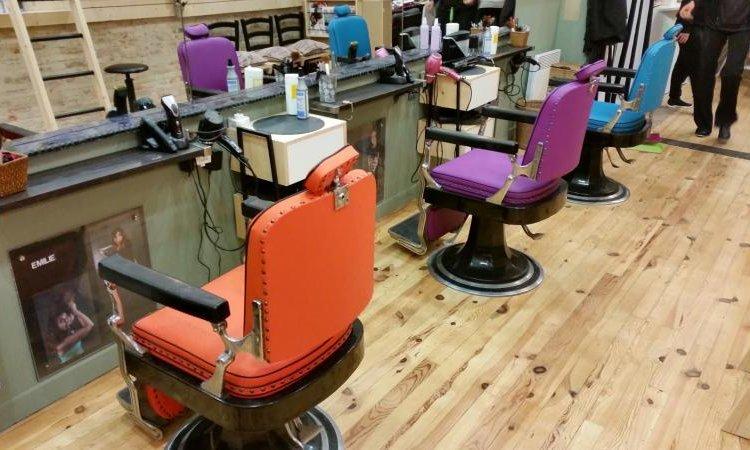Mobiliers et équipements professionnels à Toulouse fauteuils de barbier